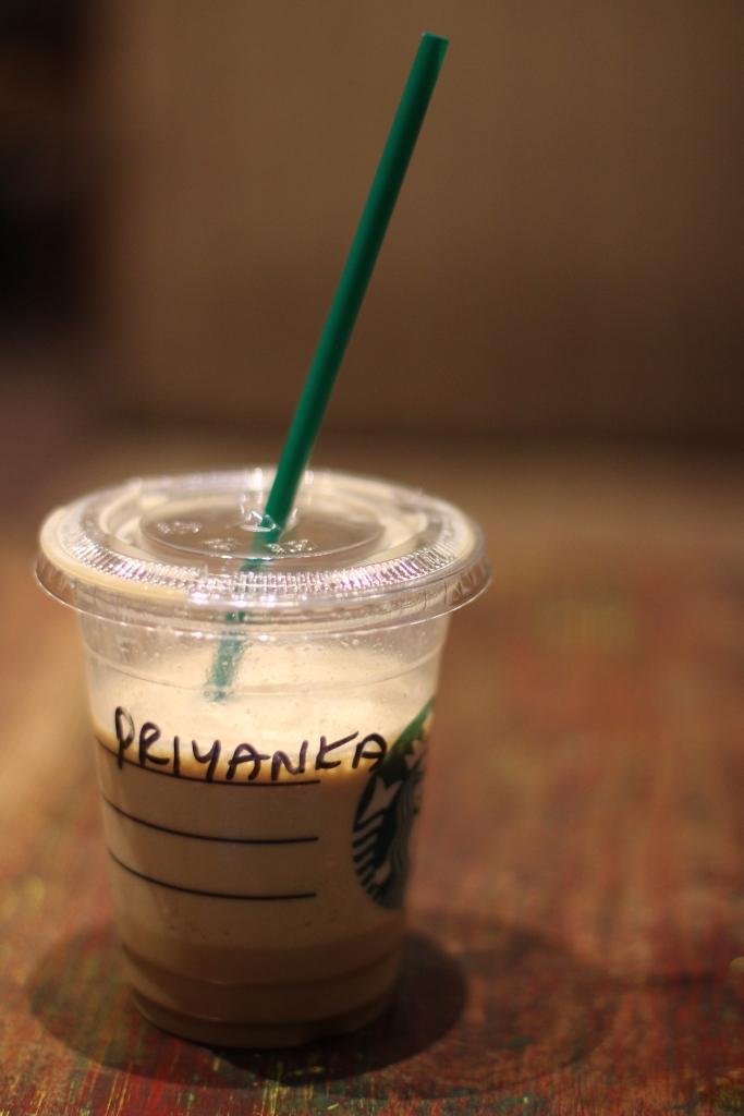 Starbucks. Ok Coffee. Great Wi-fi